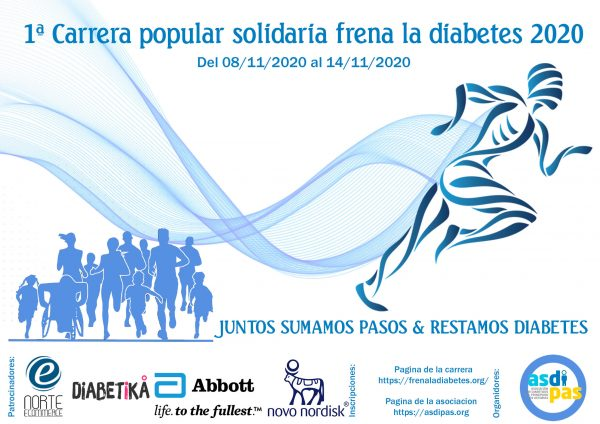 1º Carrera Virtual Asdipas